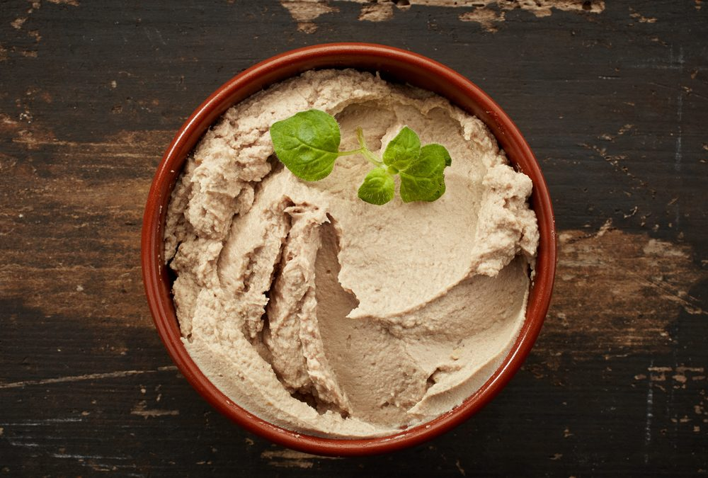 Beef & Liver Pate