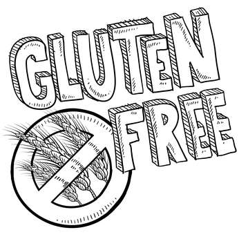 Oh Gluten…where are you?