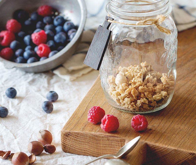 Heavenly Granola