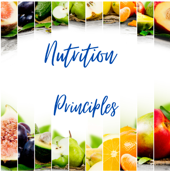 Creating Your Nutrition Principles