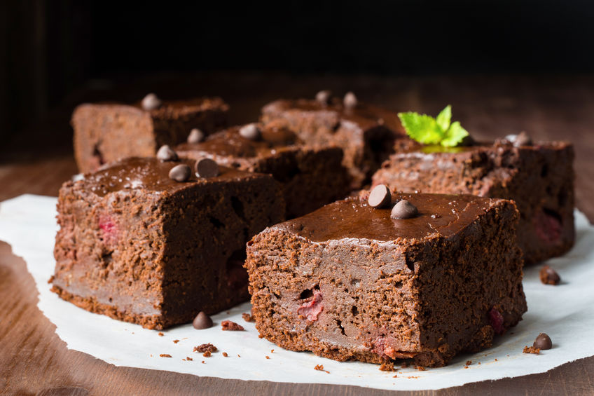Unconventional Brownies